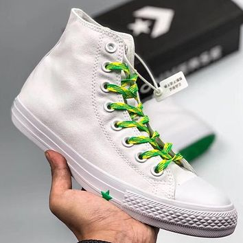 Trendsetter Converse All Star  Women Fashion Casual High-Top Canvas Shoes