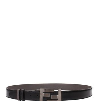 Regular belts Fendi Men - Leather (7C03436XX)