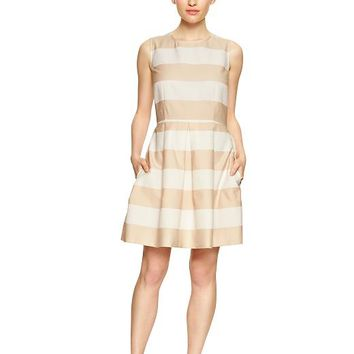 Rugby Fit & Flare Dress
