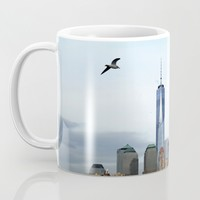 New York Mug by Haroulita | Society6