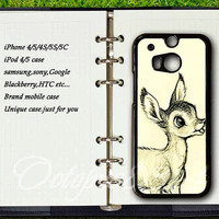 deer,HTC one m7 / m8 / s / x case,Blackberry Z10/Q10 case,sony xperia Z1 case,sony xperia Z case,Google Nexus 4 case,Google Nexus 5 case