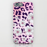 WILD FLOWERS 8 - for iphone iPhone & iPod Case by Simone Morana Cyla