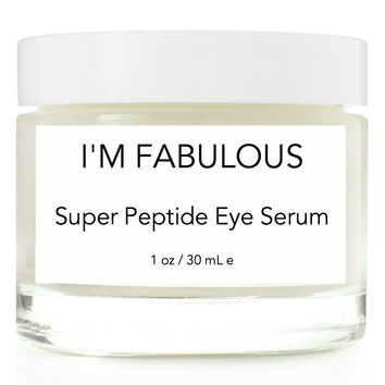 Super Peptide Eye Serum, Organic