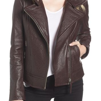 Mackage Signature Leather Jacket | Nordstrom