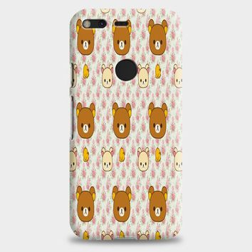 Cute Bear Rilakkuma Google Pixel XL Case