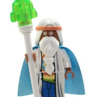LEGO The Lego Movie Minifigure Vitruvius Wizard
