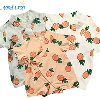 Baby girls baby clothes baby blossoms Smart clothes for babies Jumpsuits pajamas for newborns girls