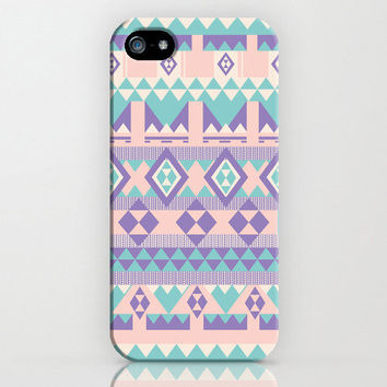 Aztec Tribal Pattern, Iphone 5 case, Hard Plastic, FREE Shipping Worldwide