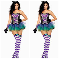 Cosplay Anime Cosplay Apparel Holloween Costume [9211505476]