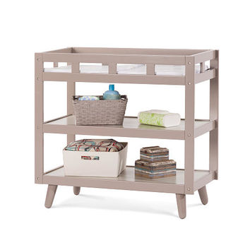 Child Craft Loft Changing Table - Potters Clay
