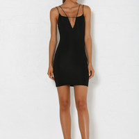 Rylee Mini Dress - Black