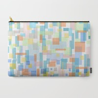 zappwaits-watercolor Carry-All Pouch by netzauge