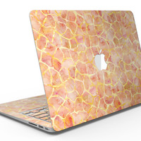 Watercolor Giraffe Pattern - MacBook Air Skin Kit