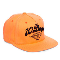 10 Deep: Monticello Snapback Hat - Orange