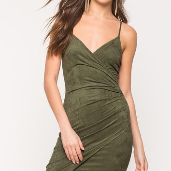 Kylee Wrap Dress