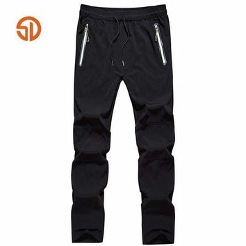 Outdoors Sportting Trousers Mens Quick Drying Trousers Mens Pants Waterproof Breathable Stretch