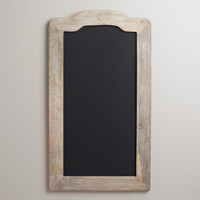 Farmhouse Chalkboard - World Market