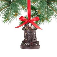 Bell Cork Cage Bottle Ornament - Christmas Tree Ornament - Unique Christmas Bar Decor!