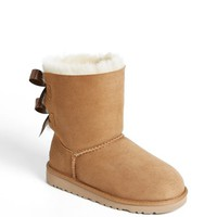 Toddler Girl's UGG Australia 'Bailey Bow' Boot