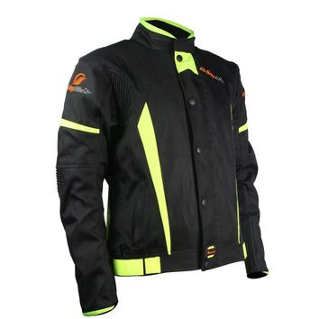 LumiParty Unisex Motorcycle Suit Motorcycle racing clothing Winter Waterproof Motorcycle Cycling Suit Riders Racing Clothes Warm