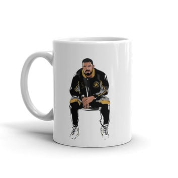 Drake views ovo 6 god drizzy coffee mug hotline bling weeknd