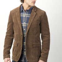 LAD-A1D133111 Norfolk Blazer by Life After Denim (Tops Blazers)