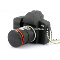USB Flash Drive Memory Stick 64GB Camera Shaped