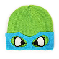 Ninja Turtles Hat - Leonardo Beanie