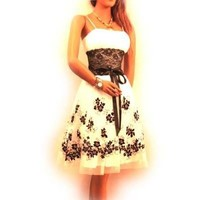 Lace Cocktail Dress Cocktail Gown Prom Holiday Bridesmaid Junior Plus Size