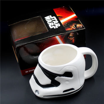 Creative Pottery Cartoons Starwars Gifts Mug [4919918148]