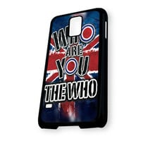 Who Are You The Who Samsung Galaxy S5 Case