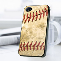 Baseball iPhone 4 Or 4S Case