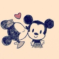 mickey | via Tumblr