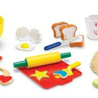 Learning Resources Pretend & Play Bakery Set