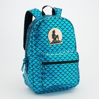 Disney's The Little Mermaid Scales Backpack (Blue)
