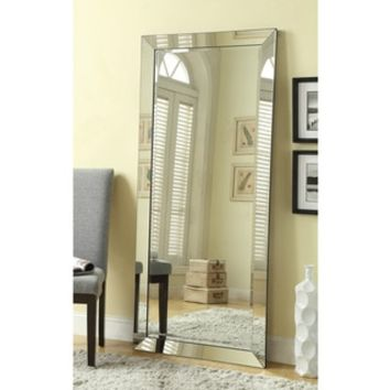 Coaster Company Silver Mirror-framed Large Mirror - Free Shipping Today - Overstock.com - 19187847 - Mobile
