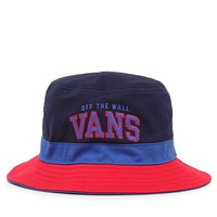 Vans Undertone Bucket Hat - Mens Backpack - Red