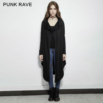 2016 Punk Rave Gothic Casual Jacket cape sexy lingerie women clothing Aristocrat