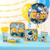 Despicable Me 2 Minions Party Supplies for 8