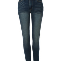 LE3NO Womens High waisted Skinny Denim Jeans Pocket with Pockets (CLEARANCE)