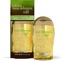 Hydrating Macadamia Oil Penetrating Oil
