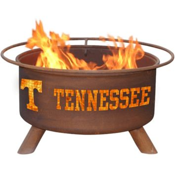 Tennessee Steel Fire Pit by Patina Products