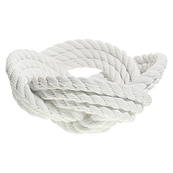Knotted Rope Bowl by Areaware | Zanui