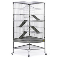 Prevue Pet Products Corner Ferret Cage - Small Pet - Boutique - PetSmart