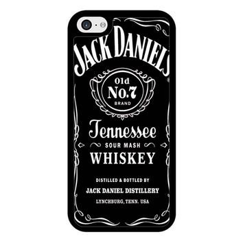 Jack Daniels iPhone 5/5S/SE Case