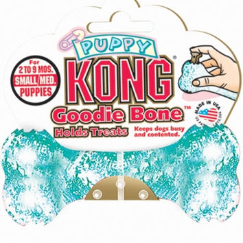 KONG Goodie Bone Puppy -  Small