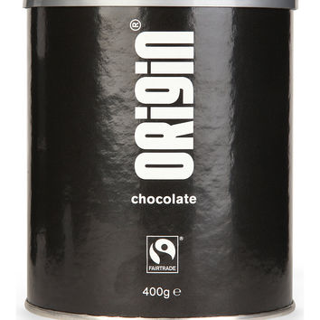 ORIGIN COFFEE Hot chocolate 400g
