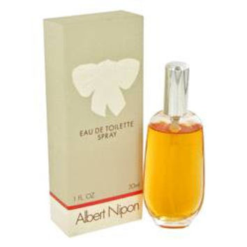 Albert Nipon Perfume By ALBERT NIPON FOR WOMEN Eau De Toilette Spray 1 oz