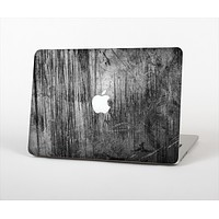 "The Grunge Scratched Metal Skin Set for the Apple MacBook Pro 13"" with Retina Display"