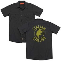 Rocky Italian Stallion Dickies Work Shirt